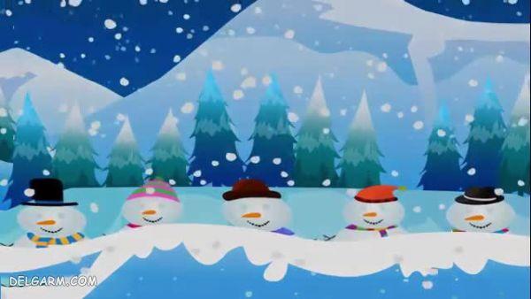 شعر زمستان برای کودکستان