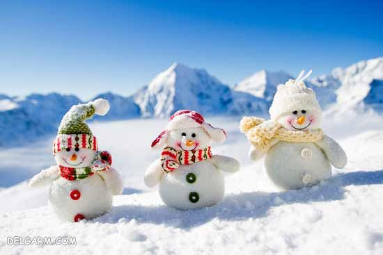 شعر کودکانه ماه های زمستان - شعر کودکانه زمستان صوتی - شعر ماههای فصل زمستان - شعر کودکانه فصل ها