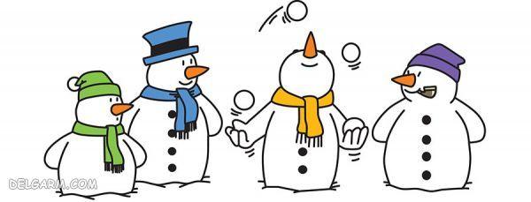شعر زمستان برای پیش دبستانی ها