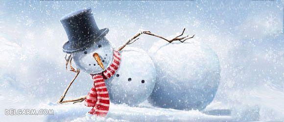 شعر کودک درباره زمستان