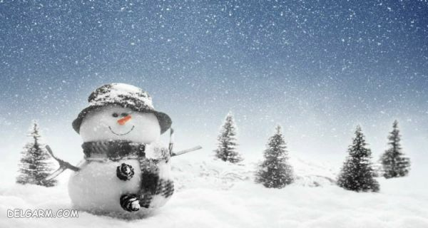 شعر زمستان کودکانه