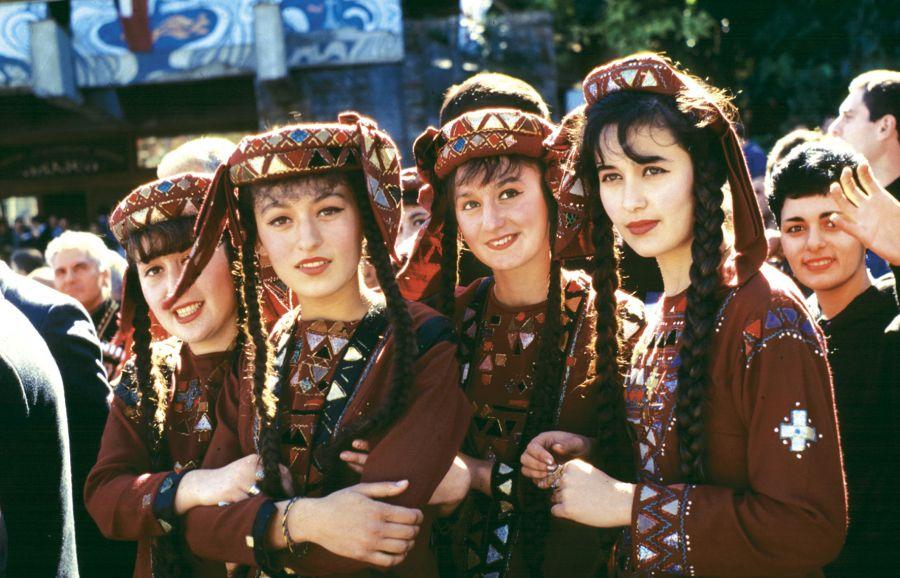 آداب و رسوم مردم گرجستان در عید نوروز