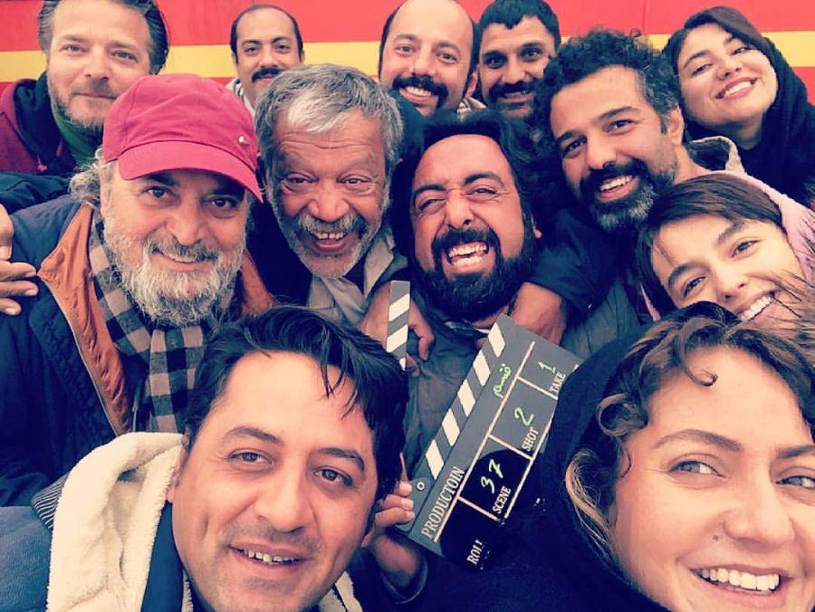 معرفی فیلم سینمایی قسم + خلاصه داستان و بازیگران