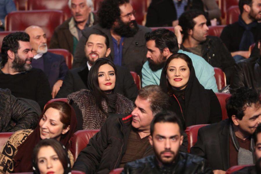 تیپهای عجیب و غریب بازیگران در جشنواره فیلم فجر ۹۷