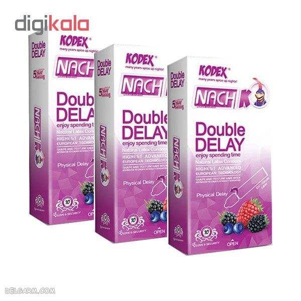 کاندوم تاخیری  Double Delay