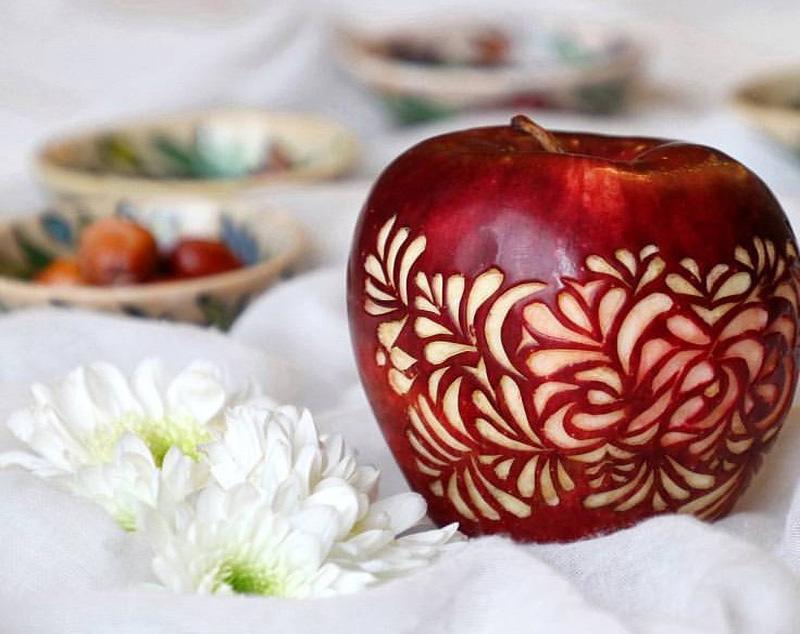 سیب در سفره هفت سین نماد چیست ؟