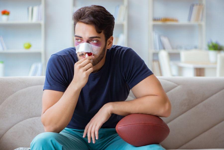 دیه بینی و از بین رفتن حس بویایی چقدر است ؟