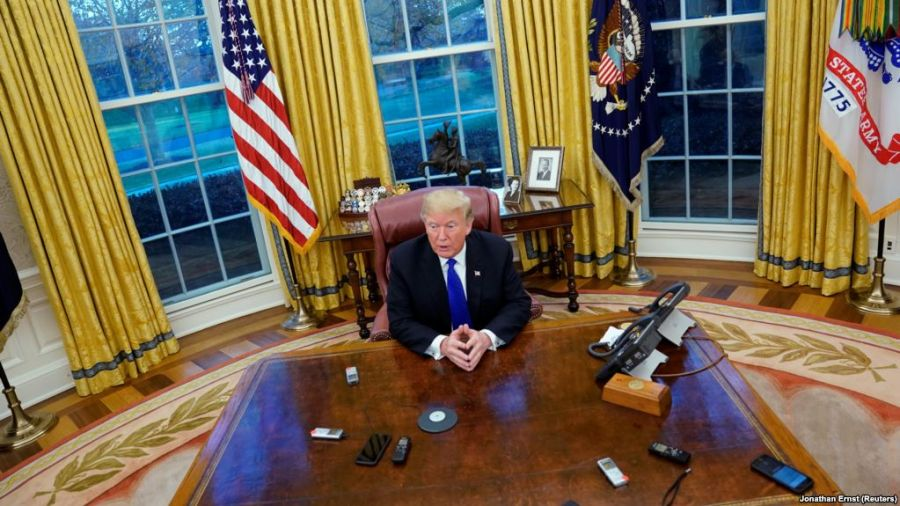 تبریک رئیس جمهور آمریکا به مناسبت عید نوروز