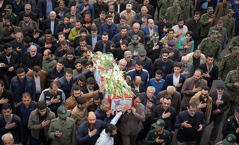 به شهادت رسیدن دو مأمور نیروی اتنظامی در مشهد