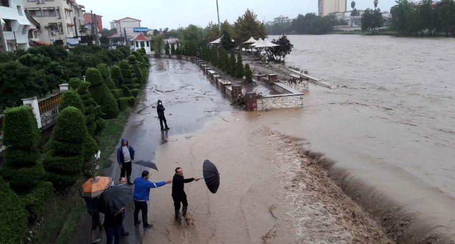 به سیلزدگان مازندران ۵ میلیارد تومان اعتبار اختصاص داده شد