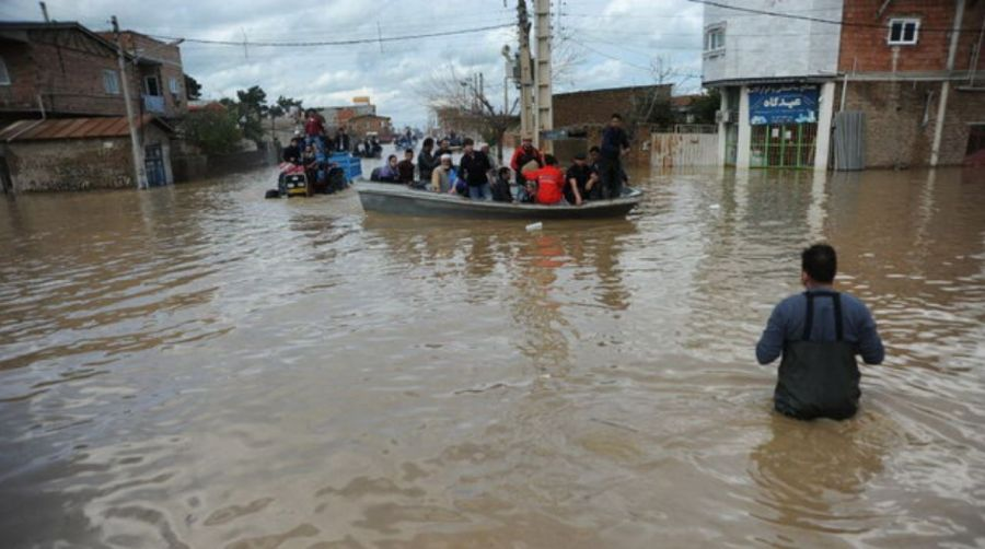 آخرین خبر از واژگونی قایق در گمیشان