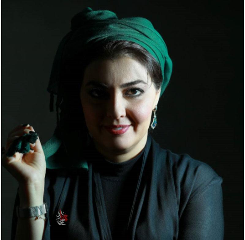 آناهیتا همتی در روز جهانی تئاتر با لباس کردی +عکس