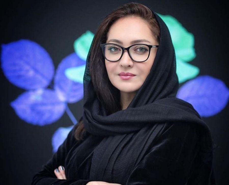 زیباترین عکس های نیکی کریمی در جشنواره فجر 37