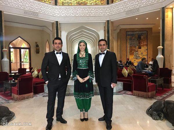 بیوگرافی کامل فرشته حسینی/ازدواج و همسر فرشته حسینی/ فرشته حسینی