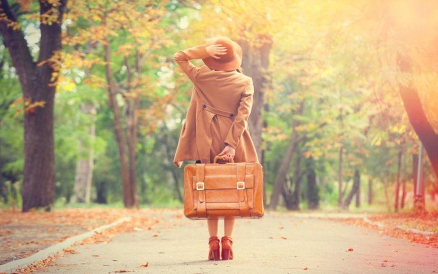 خانم ها باید تنها مسافرت کنند