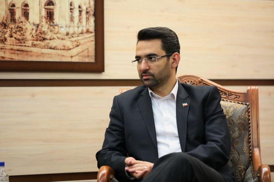 سخنان وزیر ارتباطات درباره اندروید ایرانی