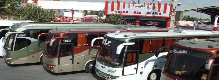 بلیت اتوبوس هم مثل قطار گران میشود ؟!