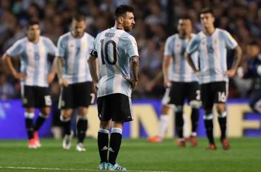 آرژانتین پس از ۴۰ سال شکست خورد !