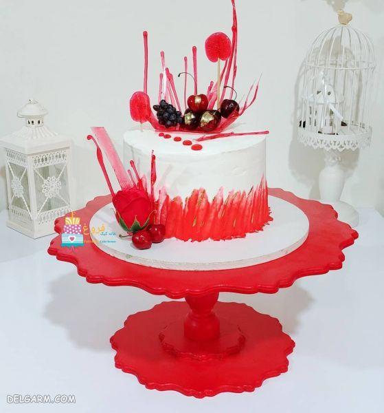 عکس های کیک روز دختر