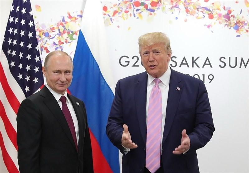پوتین، ترامپ را به روسیه دعوت کرد !