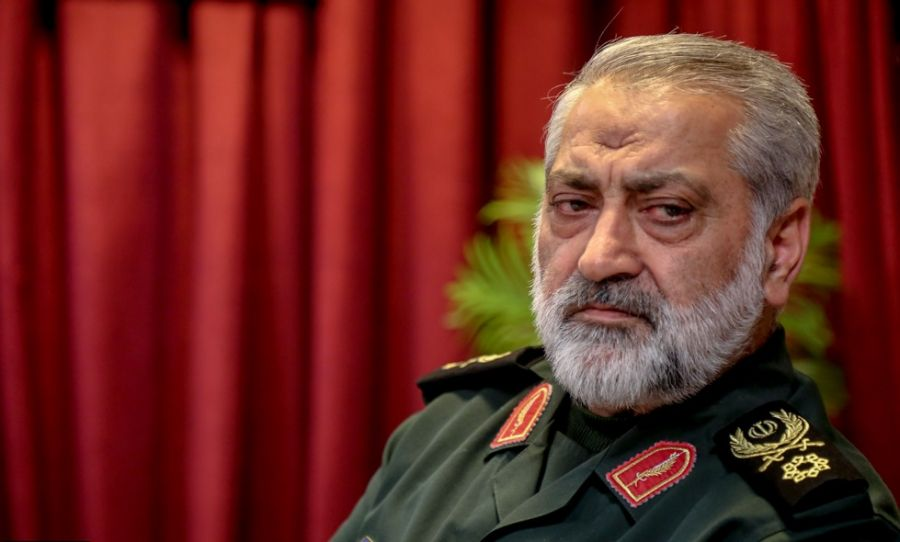 تکذیب سرنگونی پهپاد ایرانی از سوی ستاد کل نیروهای مسلح