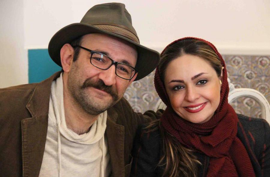 بیوگرافی مهشید ناصری همسر هدایت هاشمی + عکس