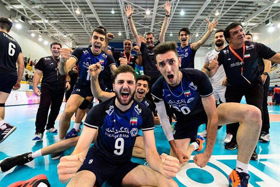 تیم والیبال جوانان ایران قهرمان جهان شد + عکس و فیلم