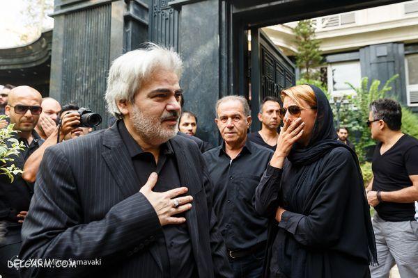 بیوگرافی سید کمال طباطبایی تهیه کننده خوب کشورمان + عکس