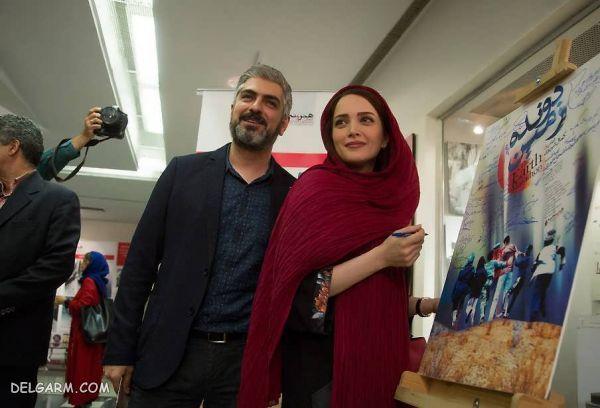 بیوگرافی و زندگی خصوصی مهدی پاکدل بازیگر جذاب کشور + عکس