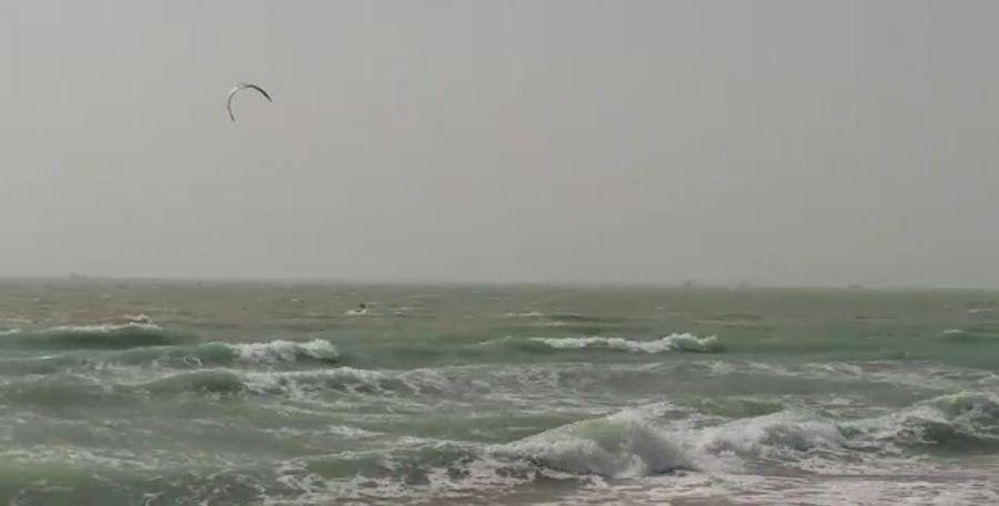 دریای خزر متلاطم میشود !