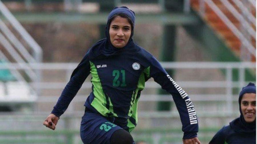 لژیونری فوتبالیست دختر ۱۸ ساله ایران در ترکیه