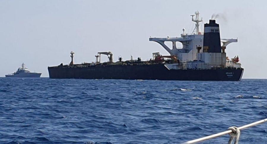 آمریکا حکم توقیف نفتکش ایرانی گریس ۱ را صادر کرد