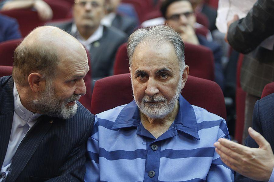محمد علی نجفی به حکم دادگاه اعتراض کرد