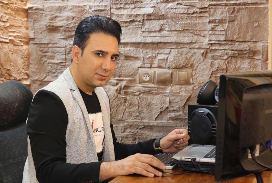 بیوگرافی شاهین صمدپور گزارشگر و مستندساز اجتماعی + عکس