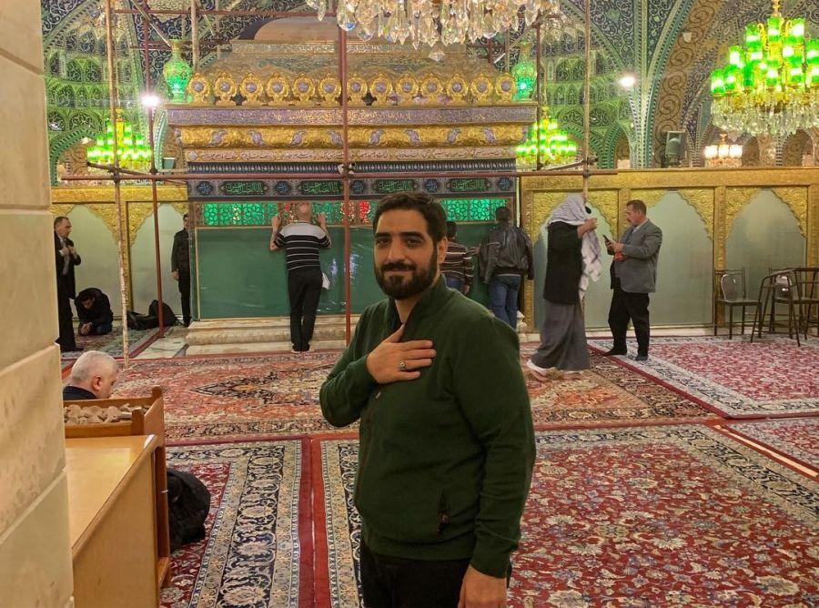 سید مجید بنی فاطمه مداح معروف کیست ؟ + عکس و فیلم