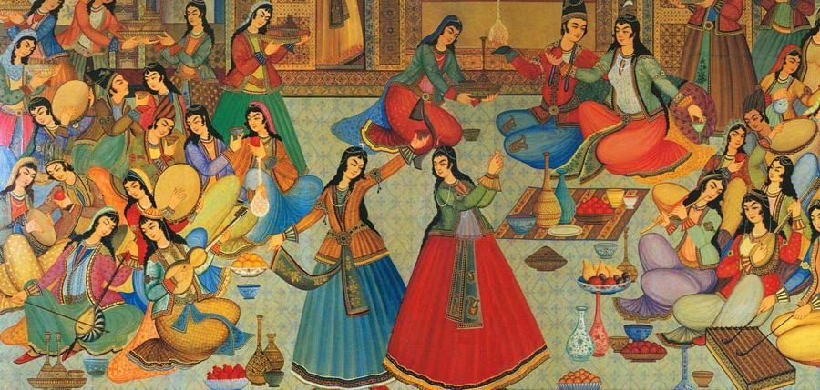 جشن مهرگان و دوستی ایرانیان باستان در تقویم چه روزی است ؟