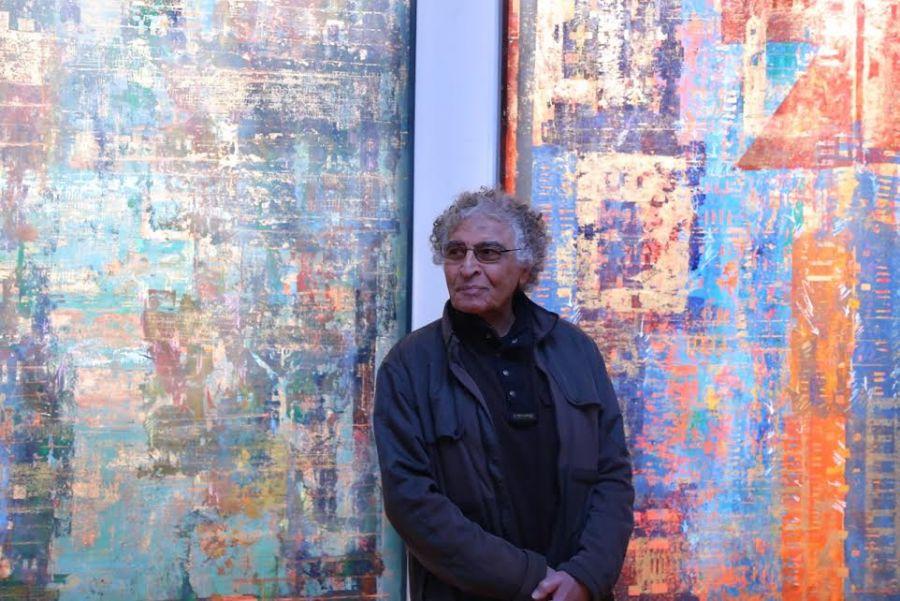 بیوگرافی مسعود عربشاهی نقاش و مجسمه ساز شاخص ایرانی + عکس