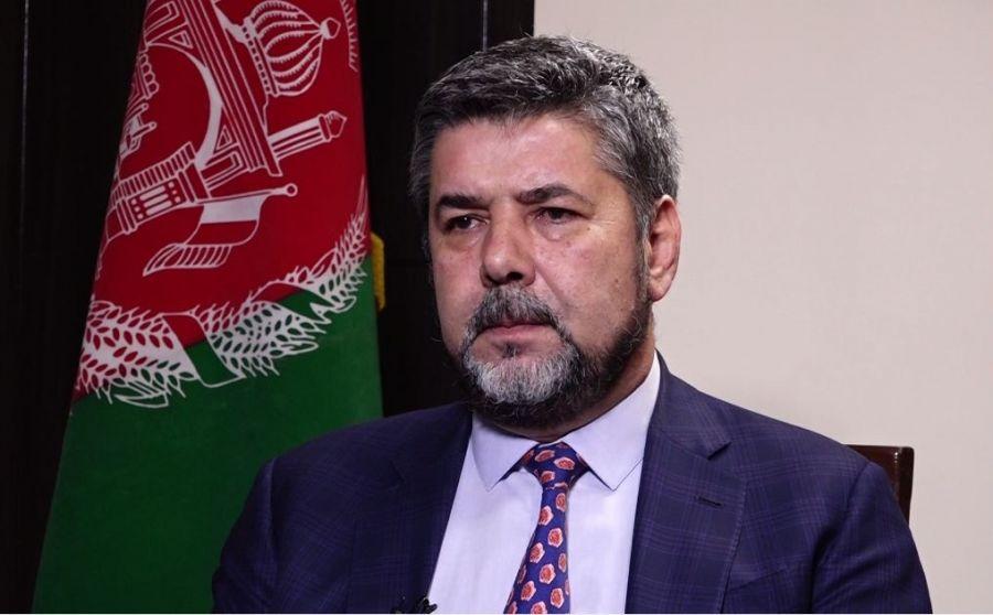رحمتالله نبیل نامزد انتخابات ریاست جمهوری افغانستان کیست ؟