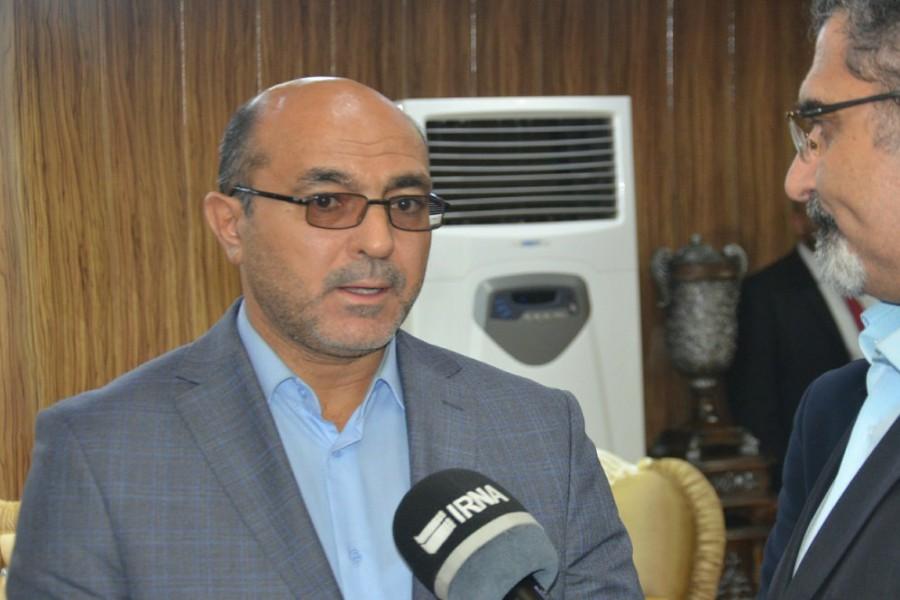 استاندار بغداد استعفا داد