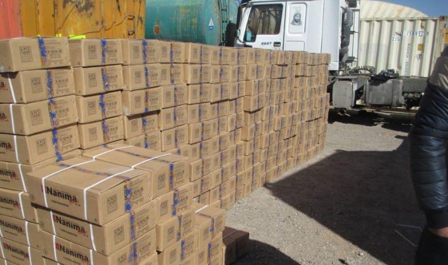 کشف ۳۸۰ میلیاردی انواع کالای قاچاق در مازندران