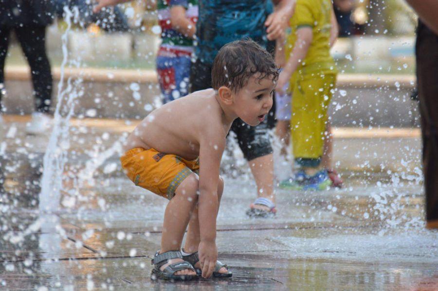 جشن آب پاشونک و جشن آغاز تابستان چه روزی است ؟