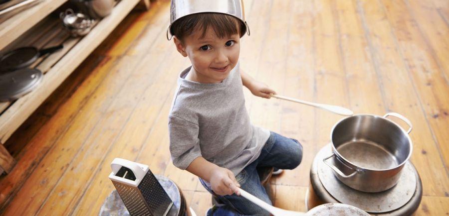 کشف و پرورش استعدادهای ذاتی کودکان