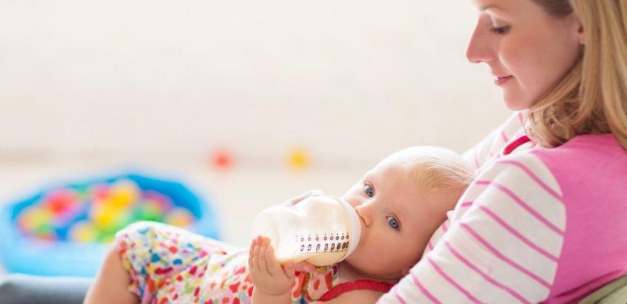 میزان شیر خشک مورد نیاز نوزاد در سنین مختلف