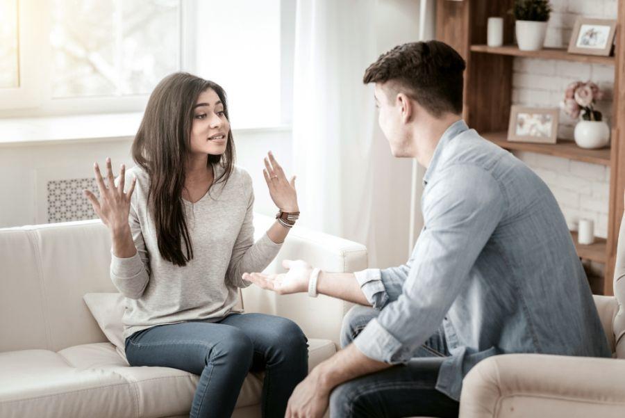 روش صحیح بحث کردن با همسر بدون صدمه زدن به ارتباط