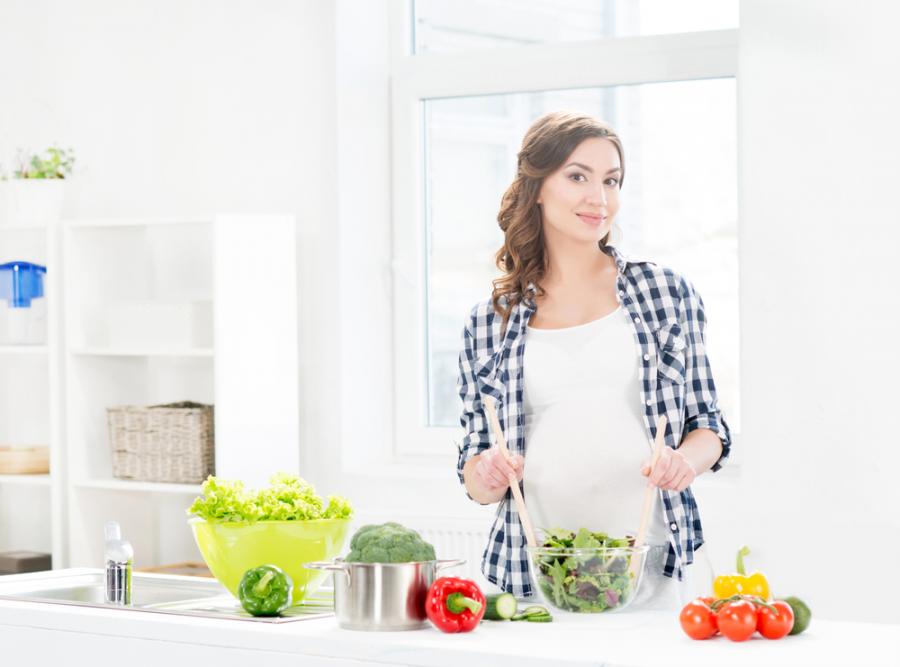 برای زایمان طبیعی راحت تر چه بخوریم ؟