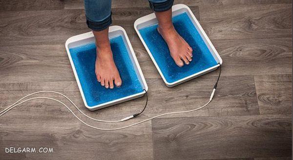 درمان های دارویی رفع عرق پا