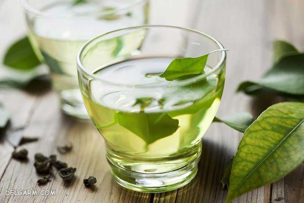 چای سبز محافظ پوست