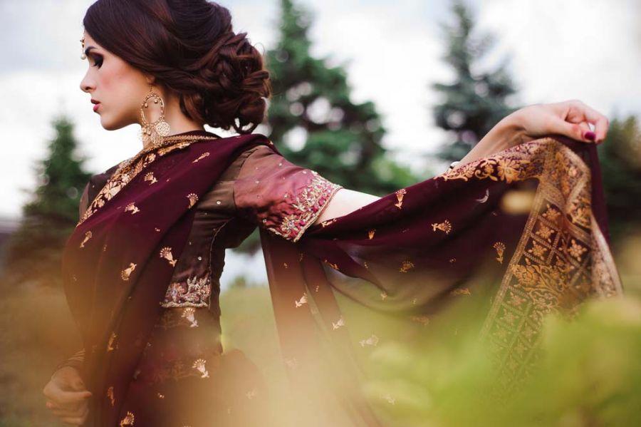 جوان ماندن پوست زنان هندی