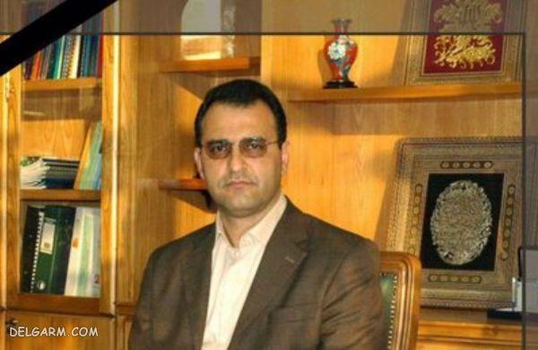 مرحوم پاشایی فام مدیر عامل بانک کارآفرین
