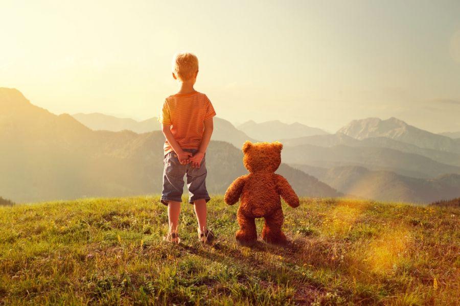 چگونه با دوست غیر واقعی بچه رفتار کنیم ؟